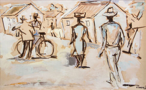 Figures in the township