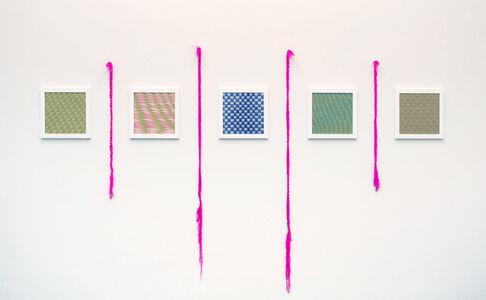 Pixel Weavings and friendship bracelets