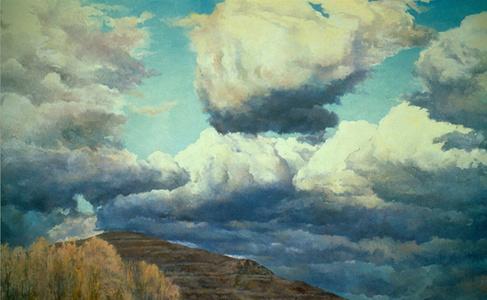 Clouds on Overlook