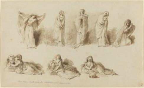 The Attitudes of Lady Hamilton