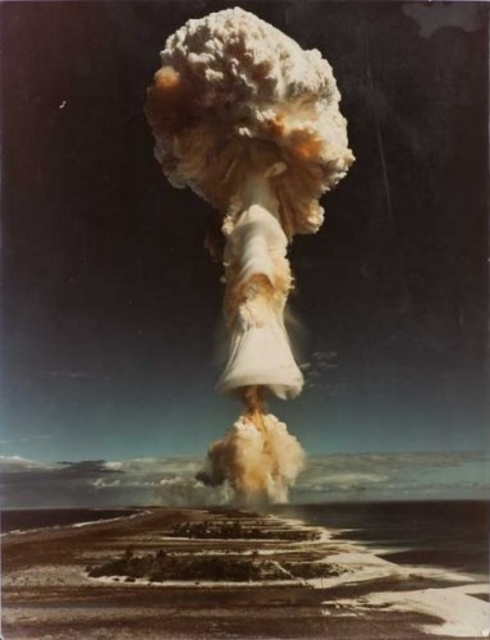 french nuclear testing Us intelligence and the french nuclear was produced in the wake of protests that claimed that french testing in the pacific had.