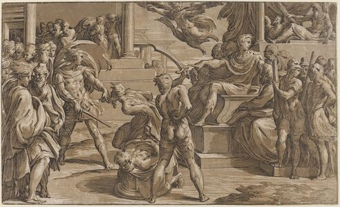 The Martyrdom of Two Saints