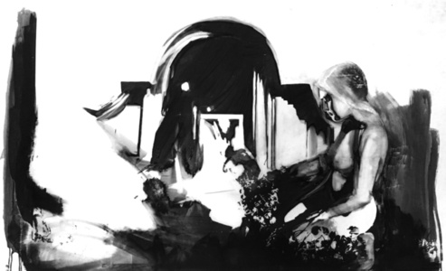 Dark Room Series: Reflection