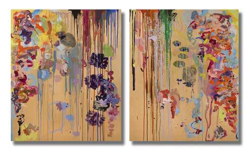All Of It (Diptych)