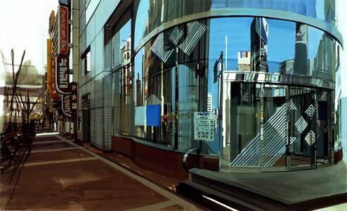 Six Views of Edo: Shinjuko III