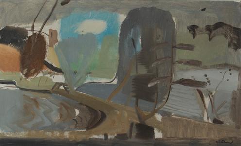 Mill Pool , December Wind
