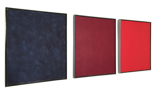 'Sketches of Time' - Triptych
