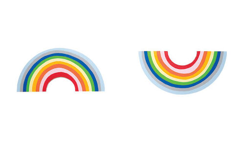 Sad Rainbow, Happy Rainbow