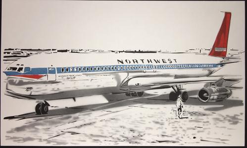 Northwest Airlines, 1969