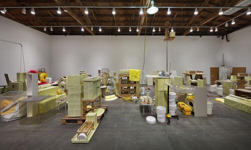 Jason Rhoades: Installations, 1994 – 2006