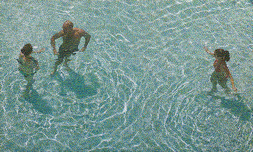 Untitled, Swimming Pool XIII