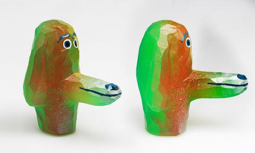 Dog Head 1
