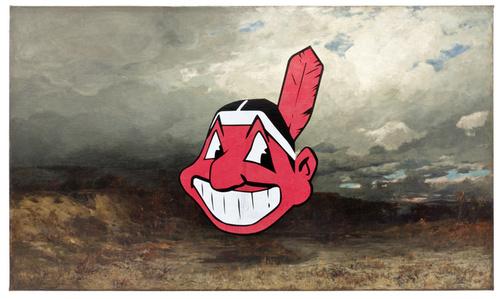 Untitled (Cleveland Indian)