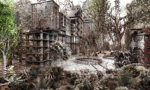 Private Garden no.7