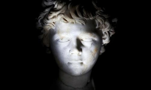 Lucius Verrus enfant