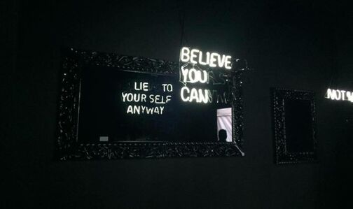 Believe You Can / Lie to Yourself Anyway