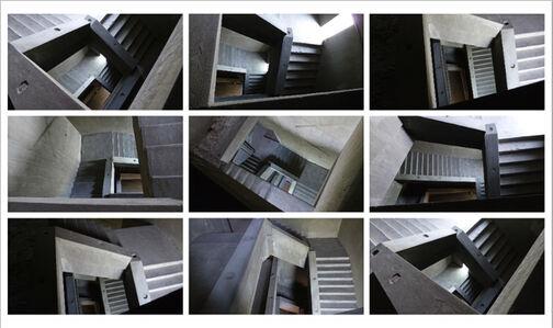Braque series (escaleras del Cine Opera)