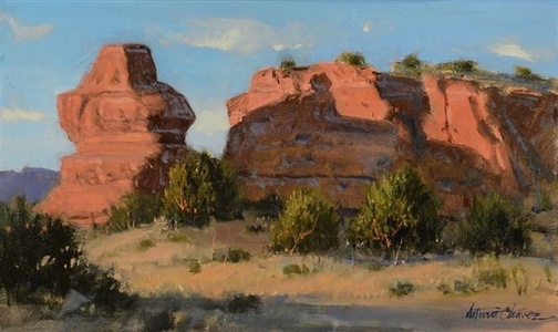 Jemez Red Rocks