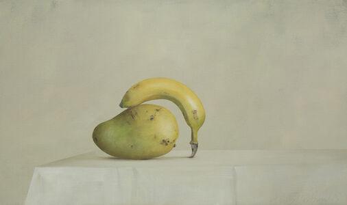 Mango and Banana