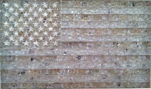 Untitled (White Flag)