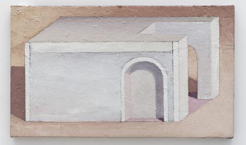 Untitled (Desert Building)