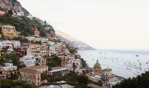 Early Evening, Positano