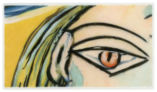Lover's Eye: Marie-Therese II (after Picasso)