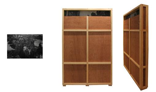 Lik Likoti (Hide & Seek)193 x 132 x 20.3 cm