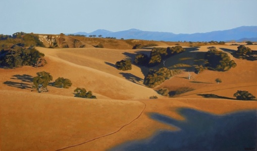 View From Foxen Canyon (Santa Ynez Valley,CA)