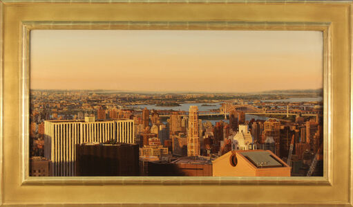 Twilight, East River
