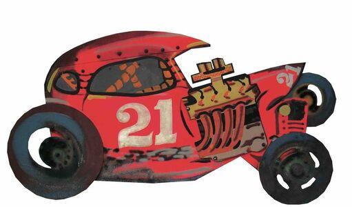 Racing Car 21