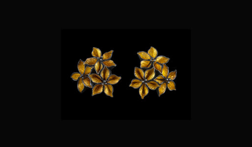 Penta III Earrings
