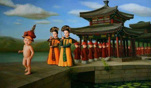 The Emperor's New Clothes: Garden Stroll