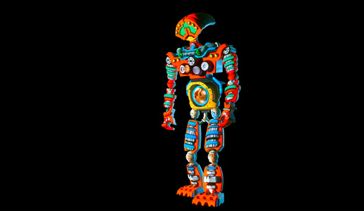 VideoMorphic Figure #6 (Version 2)