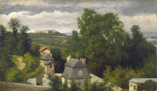 View on the Outskirts of Caen