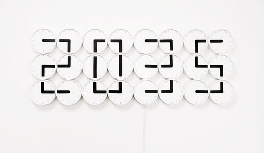 ClockClock White