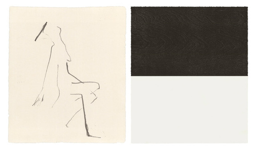 A Diptych in Five Parts