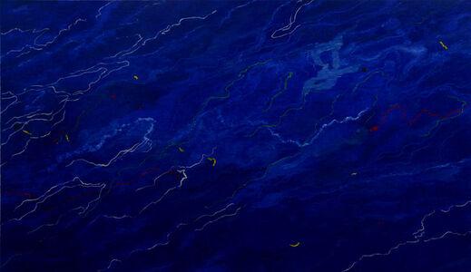 Water - blue  水 - 蓝色
