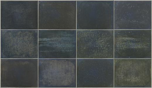 Untitled (twelve panels)