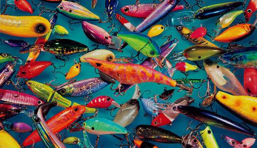 Plastic Fish 03