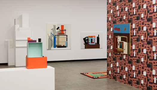 Nathalie Du Pasquier. BIG OBJECTS NOT ALWAYS SILENT