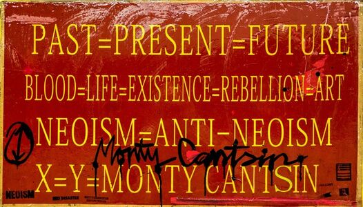 Neoist Cultural Revolution (detail)