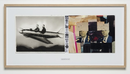 DATES, Radenko Milak & Roman Uranjek, August 12, 1992, John Cage Died, John Cage and Karl Heinz Stockhausen Flying a Cartoon Plane