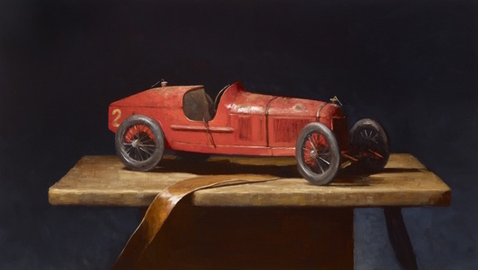 Antique Alfa Romeo