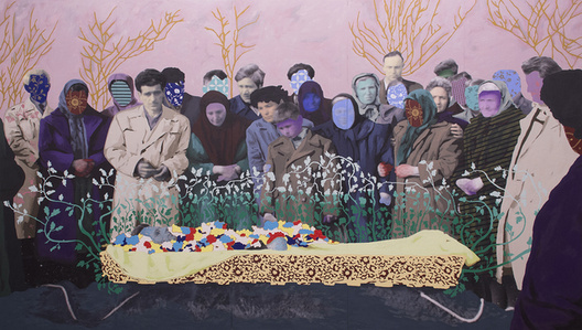 Untitled ( A Bulgariam Funeral)