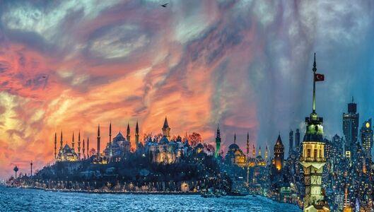 Muta morphosis, Istanbul Historical Peninsula