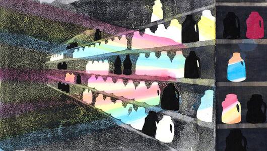 Detergent Aisle, Black