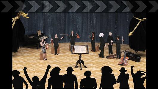 mini mes - das kleine Orchester (filmstill)