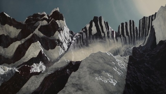 Study for Alps 37