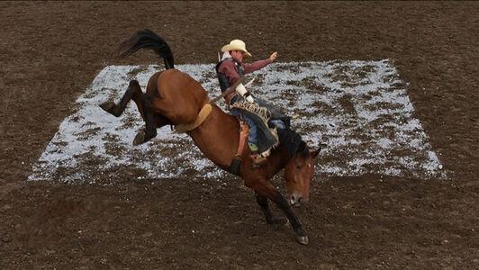Rodeo Painting (Wyatt Clark)